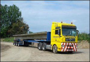 Heavy Haulage Transport Hire