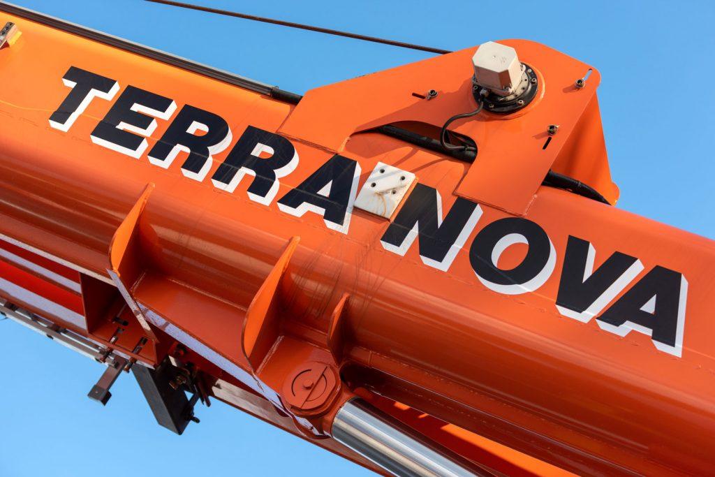 Terranova Main Crane Boom