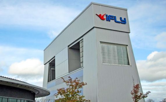 iFly Skydiving Tower
