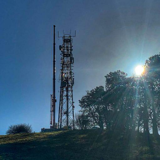 SSE Foxhill Radio mast