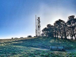 SSE Foxhill Radio mast, Swindon